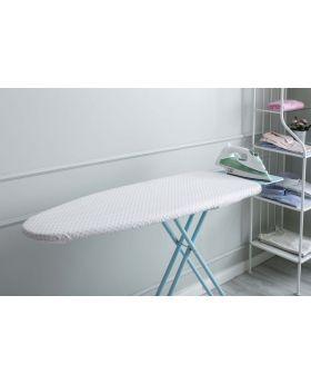 غطاء كرسي كوي يحتوي على  اللباد 60x140 سم لون ابيض