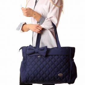 حقيبة  بيبي  للأم باللون الكحلي MY Collection