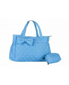 حقيبة   بيبي  للأم باللون الفيروزيMY Collection