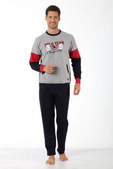 بدلة رياضة للرجال, لون فضي HMD