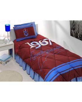 """مجموعة النوم قياس مفرد """" شخص واحد """" ذات شعار Trabzonspor ماركة TAC"""