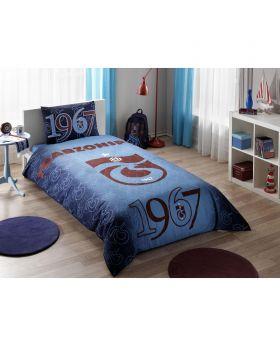 """طقم غطاء سرير مفرد """" شخص واحد """" Trabzonspor ماركة TAC"""