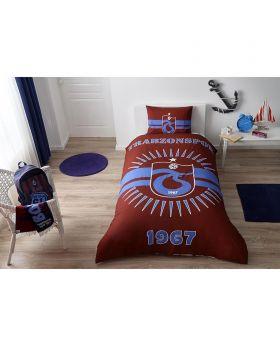 طقم غطاء سرير متوهج Trabzonspor ماركة Tac