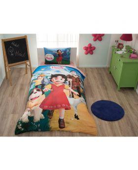 طقم بياضات سرير هايدي  للأطفال Tac