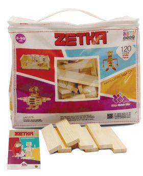 لعبة ذكاء 120 قطعة  ZET Zeka ZETKA