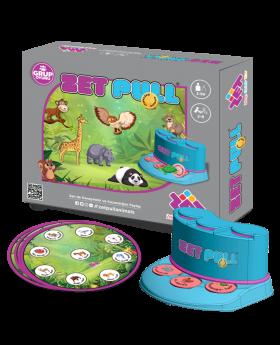 لعبة الطوابع للذكاء ZET Zeka ZET