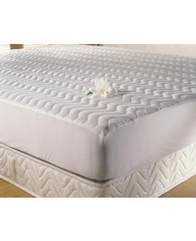 واقي فراش سرير ذو بطانة داخلية ومحيط مطاطي ماركة TAC