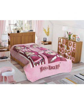 بطانية سرير بطبعة ماشا ماركة TAC