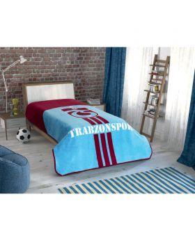 بطانية سرير بطبعة شعار فريق ترابزون سبور ماركة TAC