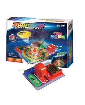 لعبة الألوان اللامعة الالكترونية للأطفال
