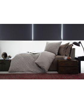 """طقم غطاء سرير مصنوع من الجاكار والخيوط المصبوغة دبل """" قطعتين """" GARBO"""