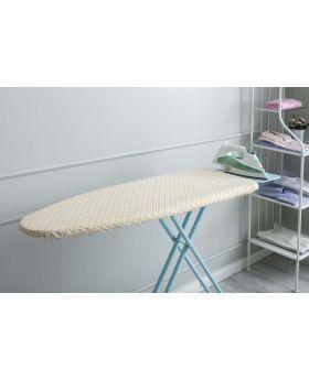 غطاء كرسي كوي يحتوي على  اللباد 60x140 سم لون اصفر