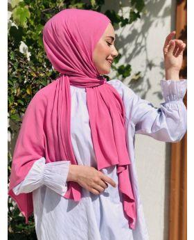 شال أنيق ذو تصميم مميز مصنوع من قماش قطني