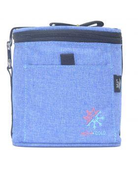 حقيبة حرارية باللون الازرق MY Collection
