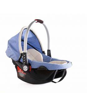 كرسي السيارة للطفل باللون الأزرقMY Collection