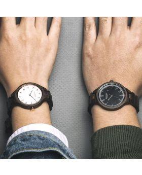 """ساعة يد مزدوجة """" قطعتين """" أصلية مرقمة بالأرقام العثمانية / العربية Hulyah London"""